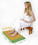 KiMat - žalia/oranžinė /NEW/